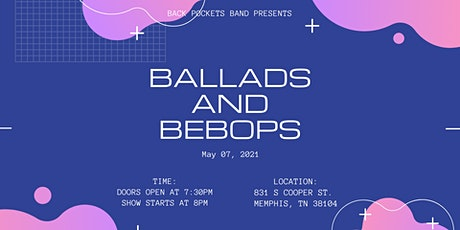 Ballads and Bebops tickets