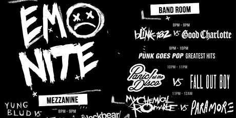 EVENT SOLD OUT - EMO NITE 24TH APRIL REGISTER TO BE NOTIFIED FOR DOOR SALES tickets