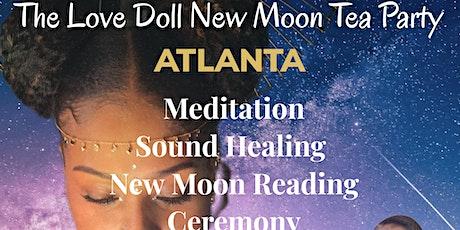 The Love Doll New Moon Tea Party ATLANTA tickets