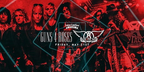 The Guns N Roses Experience with Walk this Way tickets