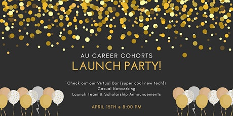 AU Career Cohorts Launch Party tickets