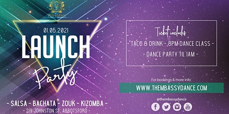 The MBassy Dance Launch Party tickets