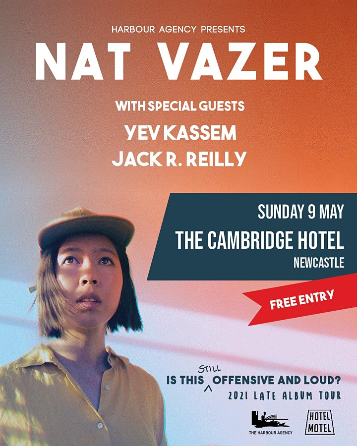 Nat Vazer, Yev Kassem & Jack R. Reilly  @ The Cambridge Hotel image