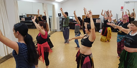Free Belly Dance 'Taster' Class tickets