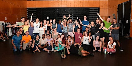 Zouk Workshops in Brisbane with Duncan & Anto tickets
