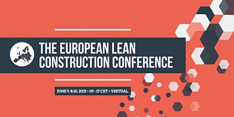 The European Lean Construction Conference tickets