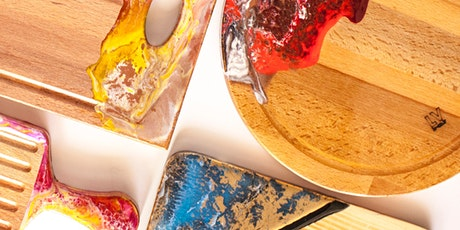 Resin Art - Discovery Workshops with Lianne Cook tickets