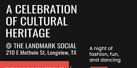 A Celebration of Cultural Heritage tickets