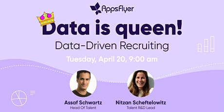 Data is queen! Data-Driven Recruiting tickets