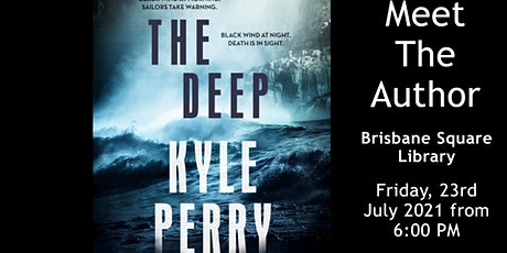 FREE EVENT - Meet Kyle Perry tickets