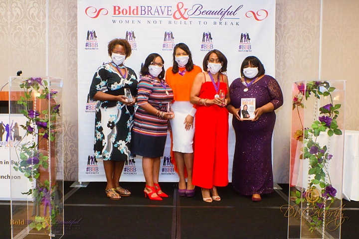 BBB Boss Conference and Bold, Brave & Beautiful 12th Annual Women Not Built image