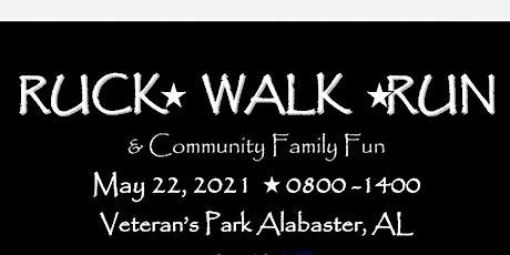 RUCK...WALK...RUN to Remember the Fallen tickets