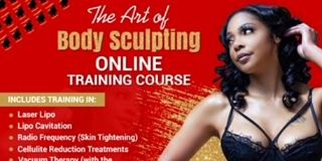 Art of Body Sculpting Online Training Class - Silver Spring tickets