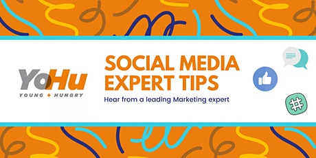 Social Media Expert Tips tickets