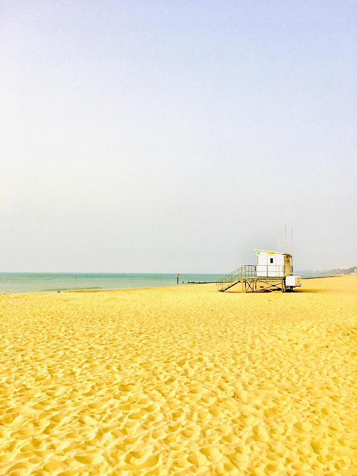 Beach Yoga Med with Yoga Garner image