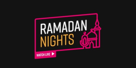 Ramadan Returns, but Not as You Know It tickets