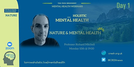 Nature and Mental Health tickets