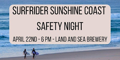 Surf Safety Night tickets