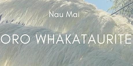 Oro Whakataurite tickets