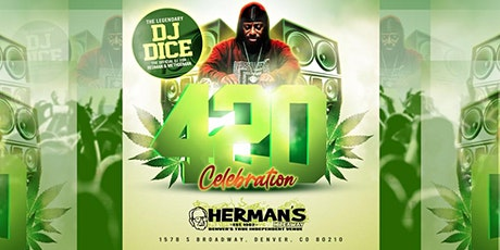 420 Featuring DJ DICE (Official DJ of Redman/Method Man) tickets