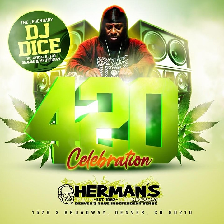 420 Featuring DJ DICE (Official DJ of Redman/Method Man) image