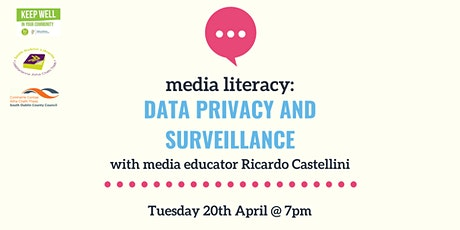 Media Literacy 3: Data Privacy / Surveillance tickets