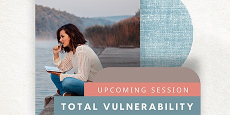 Total Vulnerability Wellbeing Journaling Session - 3PM tickets