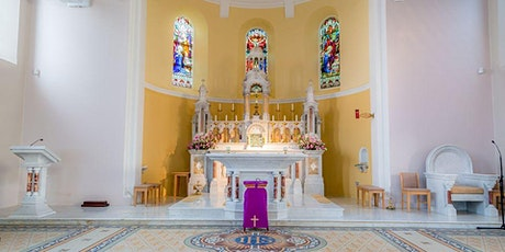Sunday Mass in St Mary's Star of the Sea Portstewart tickets
