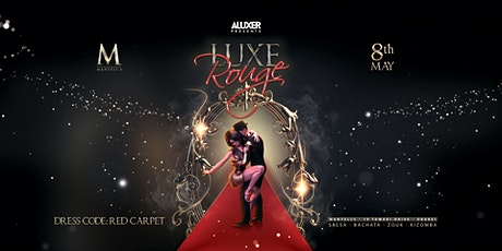 Luxe Rouge tickets