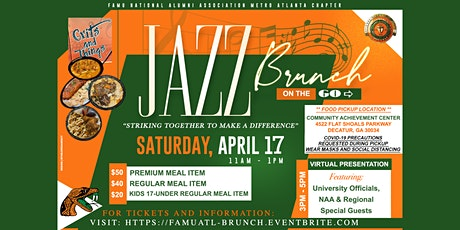 Jazz Brunch On The GO tickets