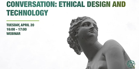 Conversation: Ethical Design and Technology tickets