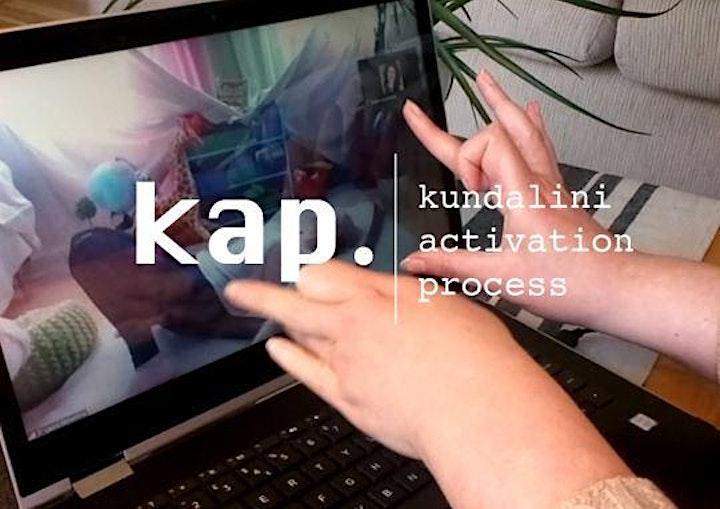 [PL] KAP- Kundalini Activation Process. Grupowe zajęcia online image