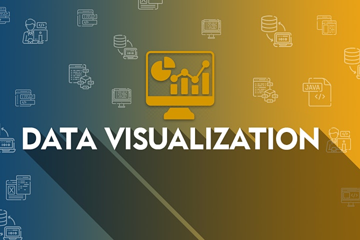 Visual Data with Tableau Course.  Virtual Classroom. image