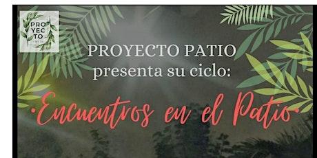 Encuentros en El Patio. Hoy:  MG Quartet + Lucia Montenegro entradas