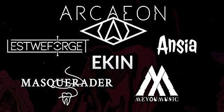 Prog Night: Arcaeon, LestWeForget, Ansia + More tickets