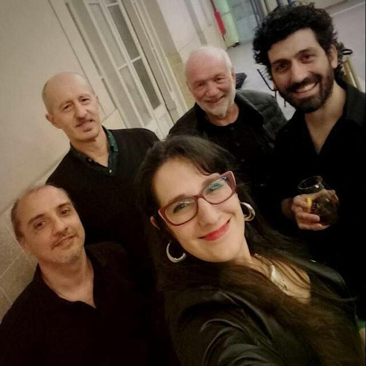 Imagen de Encuentros en El Patio. Hoy:  MG Quartet + Lucia Montenegro