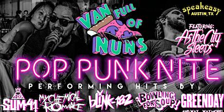 Pop Punk Nite: Austin, TX! By: Van Full of Nuns tickets