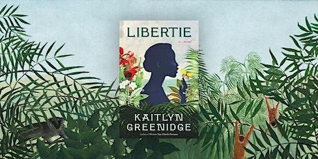 TFBWL Reading Club - April Meet Up - LIBERTIE by Kaitlyn Greenidge tickets