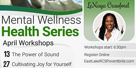 Mental Wellness: Cultivating Joy for Yourself tickets