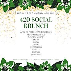 420 Social Brunch tickets