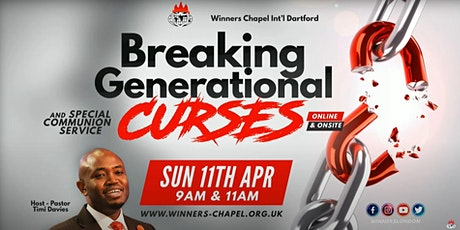 1st Service @Winners Chapel International Dartford tickets