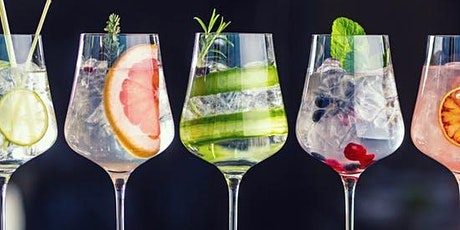 BB Gin Tasting Fundraiser (with charcuterie!) tickets
