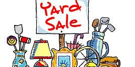 YARD SALE - NEW AND OLD tickets