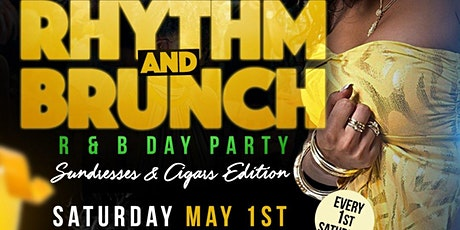 Rhythm & Brunch  Day Party - Sundresses & Cigars Edition tickets