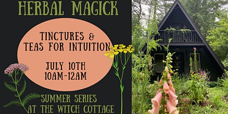 Tinctures & Teas for Intuition tickets