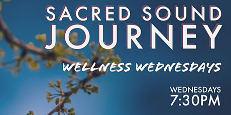 Sound Bath at Luxe Sunset: Wellness Wednesdays tickets