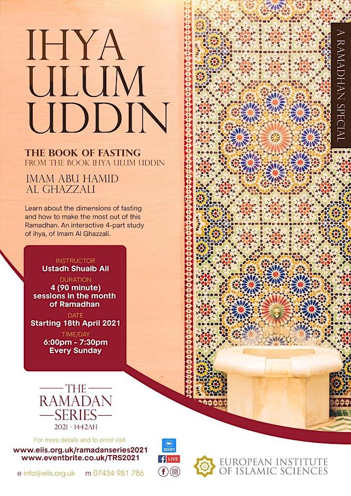 The Ramadan Series 2021 image