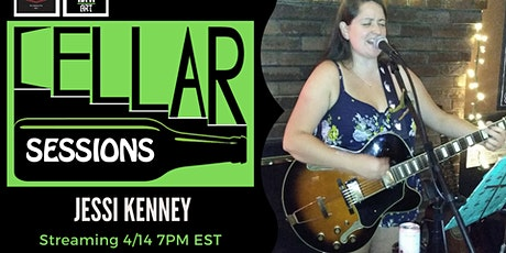 Cellar Sessions with Jessi Kenney tickets