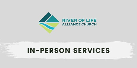 IN-PERSON Church Services tickets