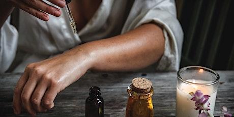 Aromaterapia e a visão do Ayurveda tickets